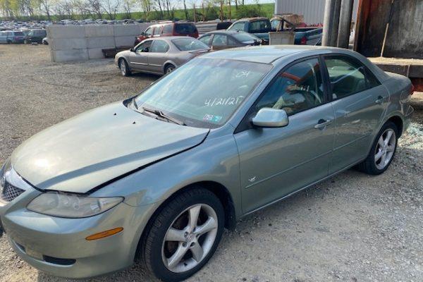 04 Mazda 6