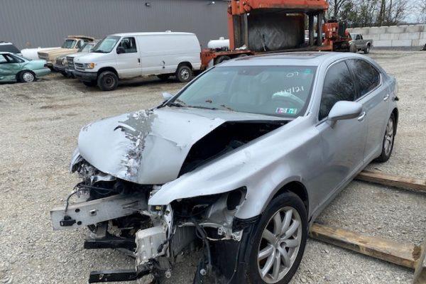 07 Lexus
