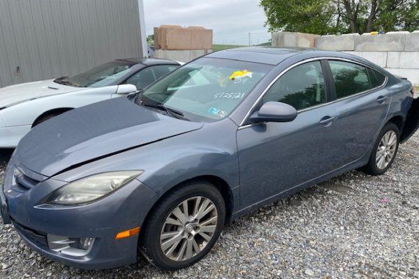 09 Mazda 6