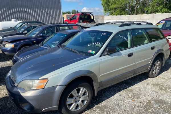 05 Outback
