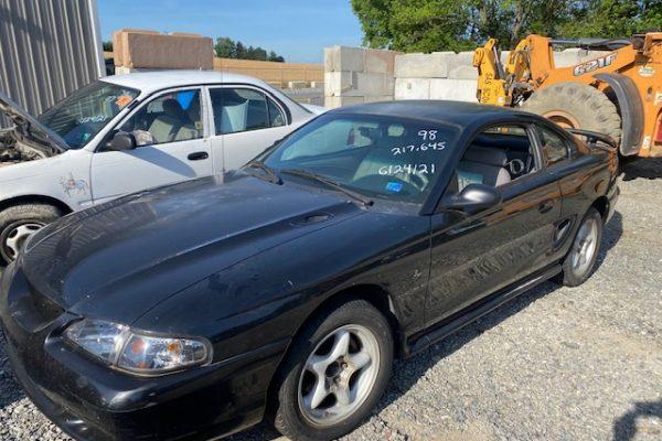 98 Mustang